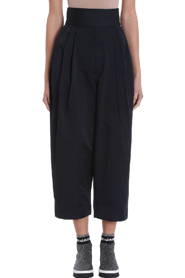 Marc Jacobs High Waist Pants In Black
