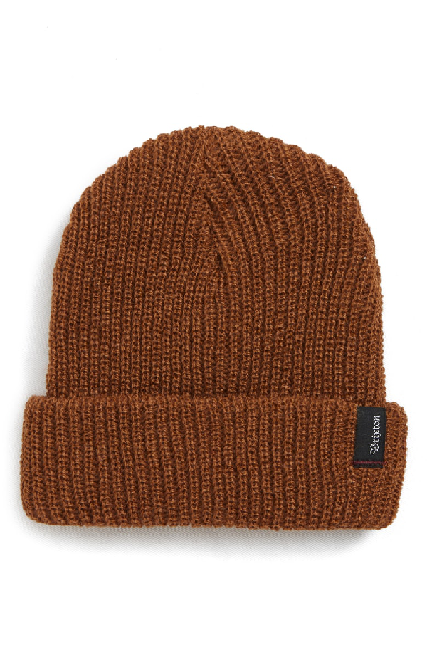 4072f5a959f0a1 Brixton Lil Heist Beanie Hat - Green In Forest/ Olive | ModeSens