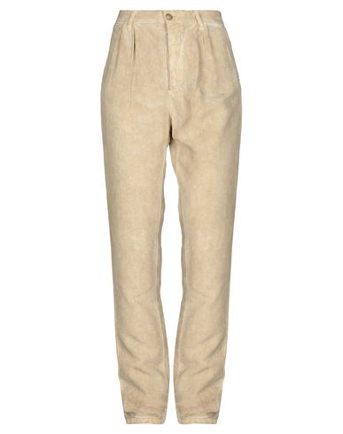 Monocrom Casual Pants In Sand