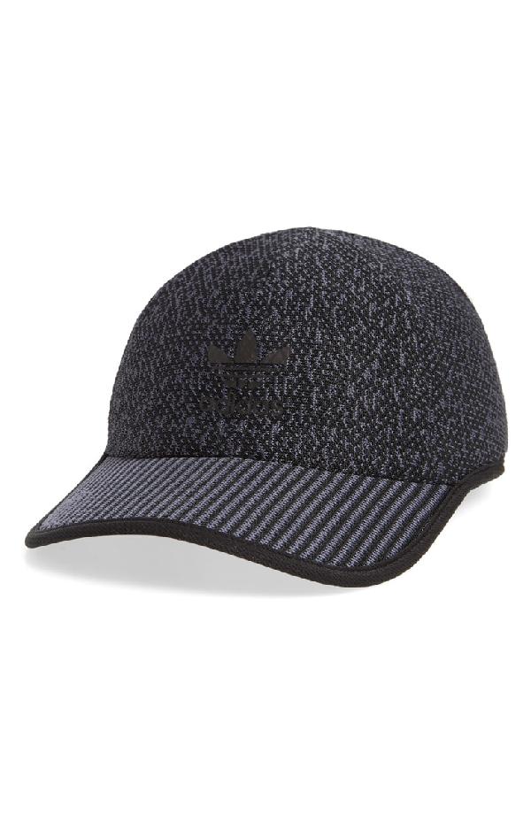 92780029 Adidas Originals Primeknit Ii Baseball Cap - Black In Black/ Onix ...