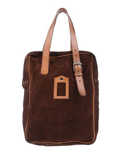 Numero 10 Shoulder Bag In Dark Brown