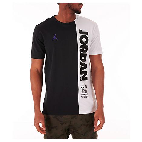ba6db5ddf1f Nike Men's Jordan Sportswear Legacy Aj11 T-Shirt, Black | ModeSens