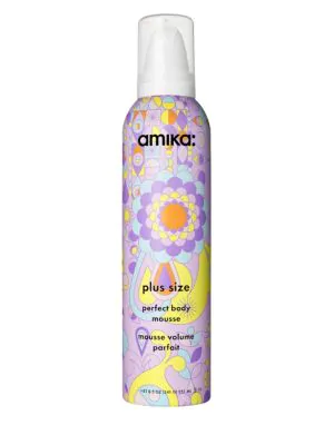 Amika Plus Size Perfect Volume Body Mousse