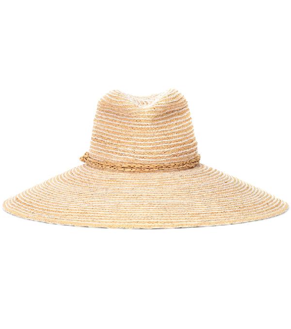 c51560dd3b5 Lola Hats Jolly Rancher Raffia Hat In Beige