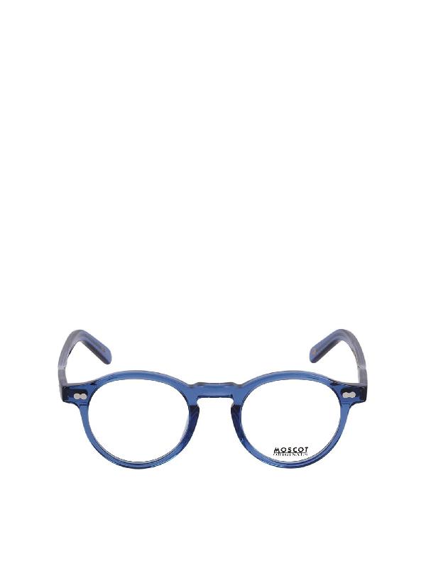 96f92a8fac4 Moscot Glasses In Sapphire | ModeSens