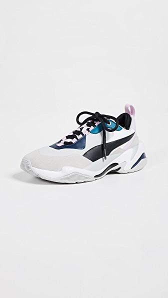 Puma Women's Thunder Rive Droite Casual Shoes, Blue