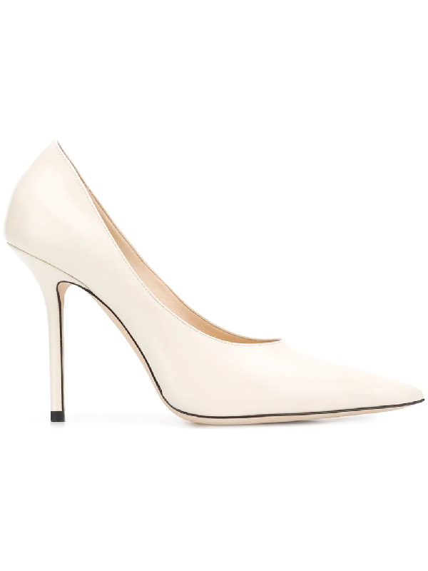 997d9814bc Jimmy Choo 'Ava 100' Pumps - Nude In Neutrals | ModeSens