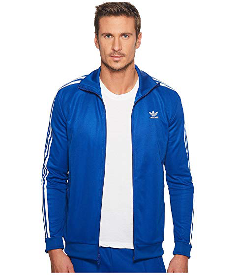 5c0b79714dd Adidas Originals Franz Beckenbauer Track Top, Collegiate Royal ...