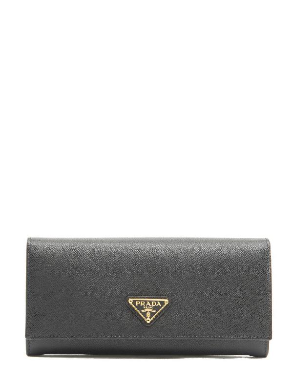 f0748c11122b Prada Wallet In Black   ModeSens