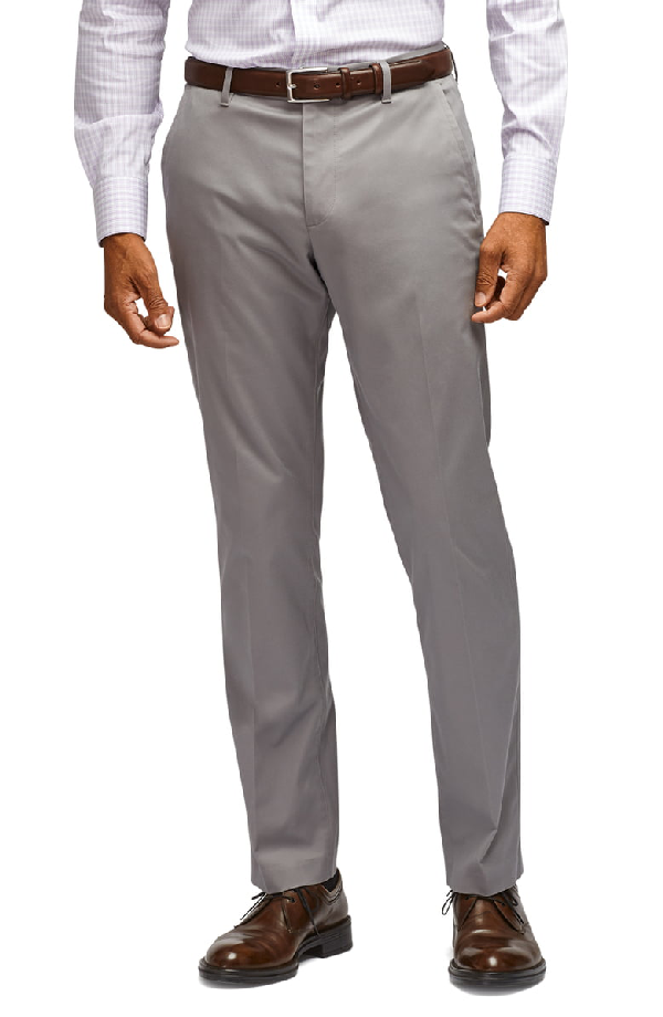48cc13d9e49 Bonobos Weekday Warrior Slim Fit Stretch Dress Pants In Friday Steel ...