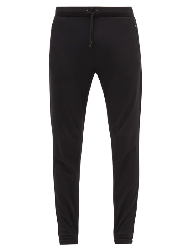 Iffley Road Royston Track Pants In Black