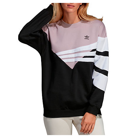 buy online 92fc5 186fb Women's Originals Eqt Sweatshirt, Black