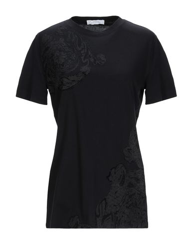 Versace T-Shirt In Black
