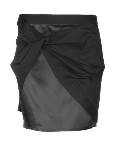 Helmut Lang Mini Skirt In Black