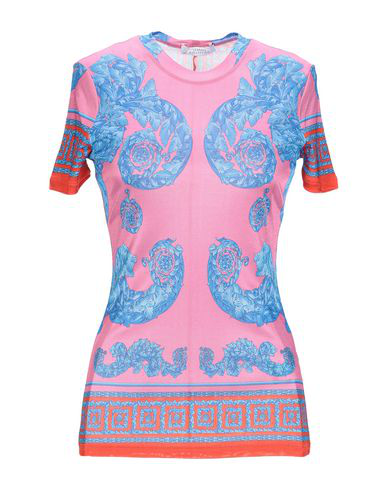 Versace T-Shirt In Pink