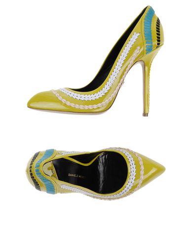 Daniele Michetti Pump In Acid Green