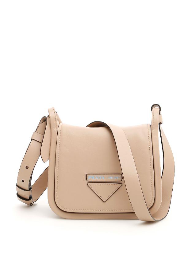 ab4b22b370b8 Prada Concept Bag In Cammeo Beige   ModeSens