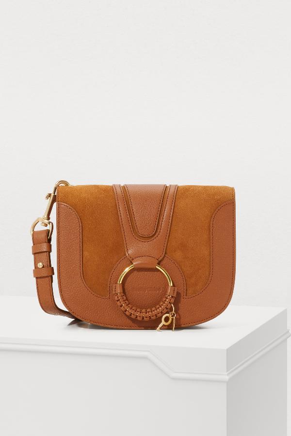 be5d20f6ac54 See By ChloÉ Hana Shoulder Bag In Basic