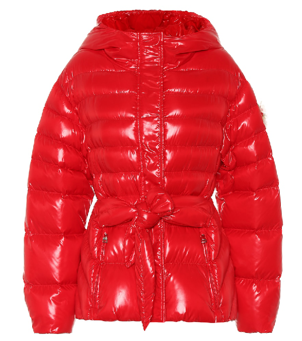 9717336063fd Moncler Genius 4 Moncler Simone Rocha Lolly Belted Puffer Jacket In ...