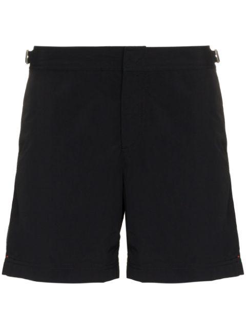 Orlebar Brown Slim-fit Swim Shorts In Black