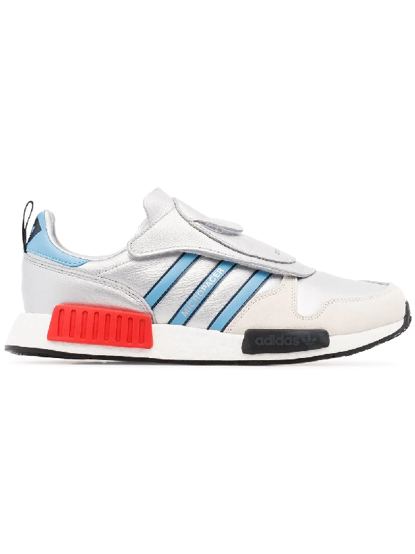 c1c4ac2d9 Adidas Originals Adidas Never Made Micropacer R1 Sneakers - Metallic ...