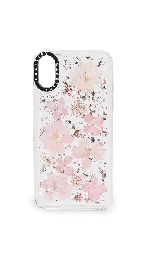 new product 75ada 82ea5 Pressed Flower Sakura Iphone X / Xs Case in Multi