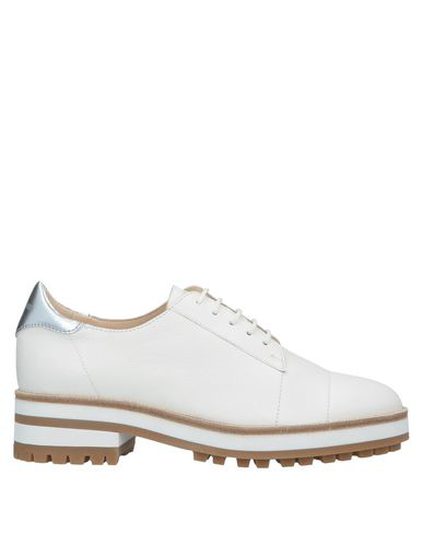 Jil Sander Laced Shoes In Ivory