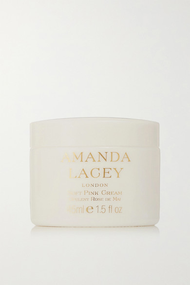 Amanda Lacey Soft Pink Cream, 45ml In Colorless