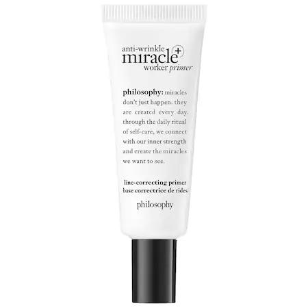Philosophy Anti-wrinkle Miracle Worker Primer+ Line-correcting Primer 0.9 oz/ 26 ml