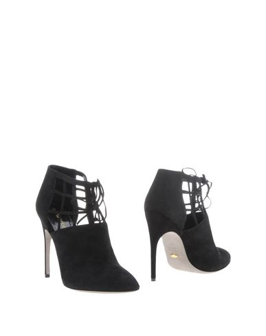 Sergio Rossi Ankle Boot In Black