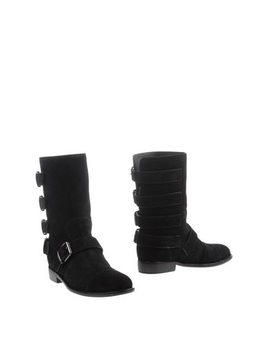 Giuseppe Zanotti Ankle Boots In Black