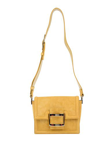 Roger Vivier Handbags In Ocher