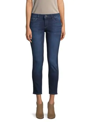Dl1961 Camille Skinny Ankle Jeans In Wall