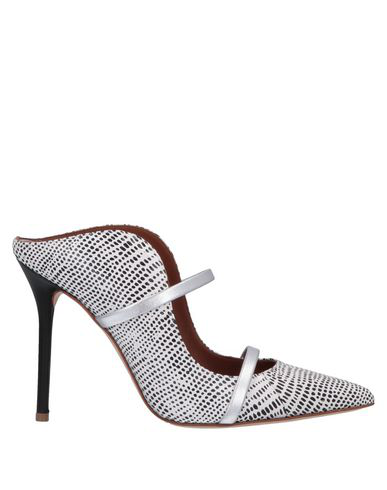 Malone Souliers Mules In White