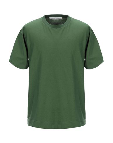 Golden Goose T-Shirts In Military Green