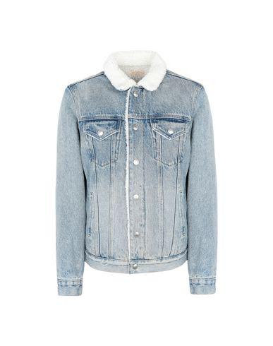 Allsaints Denim Jacket In Blue