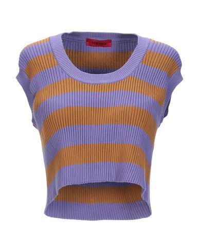 The Gigi Sweater In Lilac
