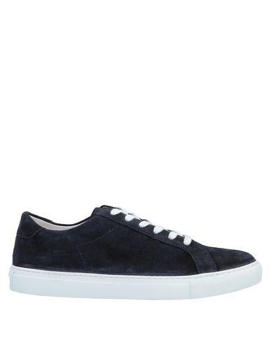Eleventy Sneakers In Dark Blue