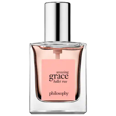 Philosophy Amazing Grace Ballet Rose Eau De Toilette 0.5 oz/ 15 ml Eau De Toilette Spray