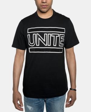 13d5c54d3 Sean John Men's Unite Rhinestone Graphic T-Shirt In Black   ModeSens