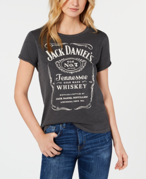 57db01cda Women's Jack Daniels T-Shirt in Black