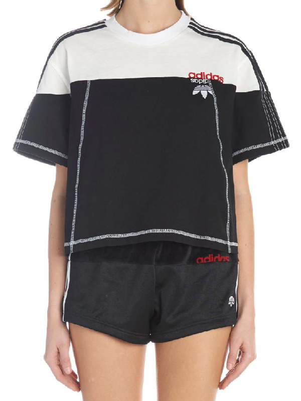 Adidas Originals By Alexander Wang Disjoin T-Shirt In Basic
