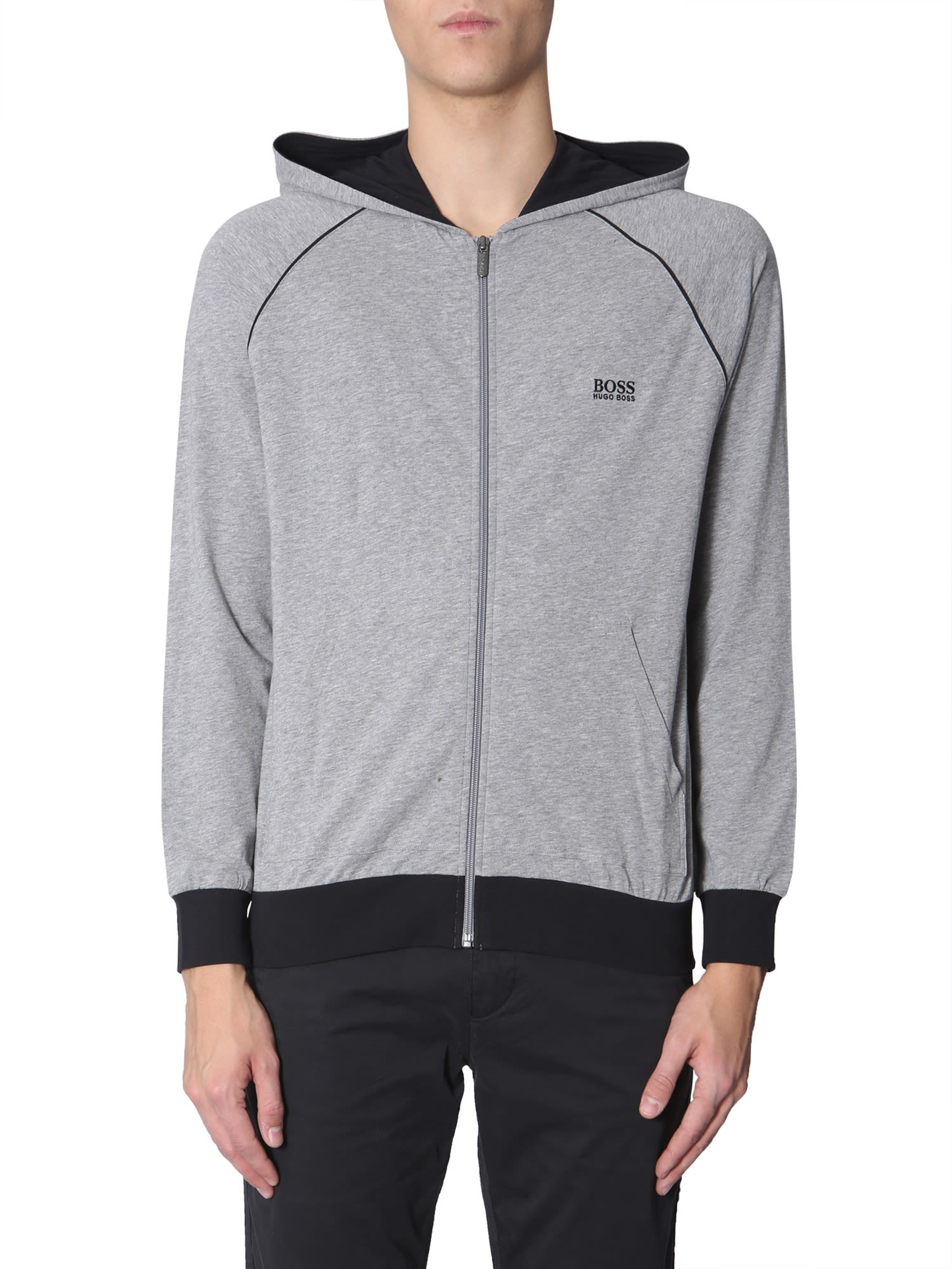 sale more photos best price Mix & Match Jacket H Sweatshirt in Grigio