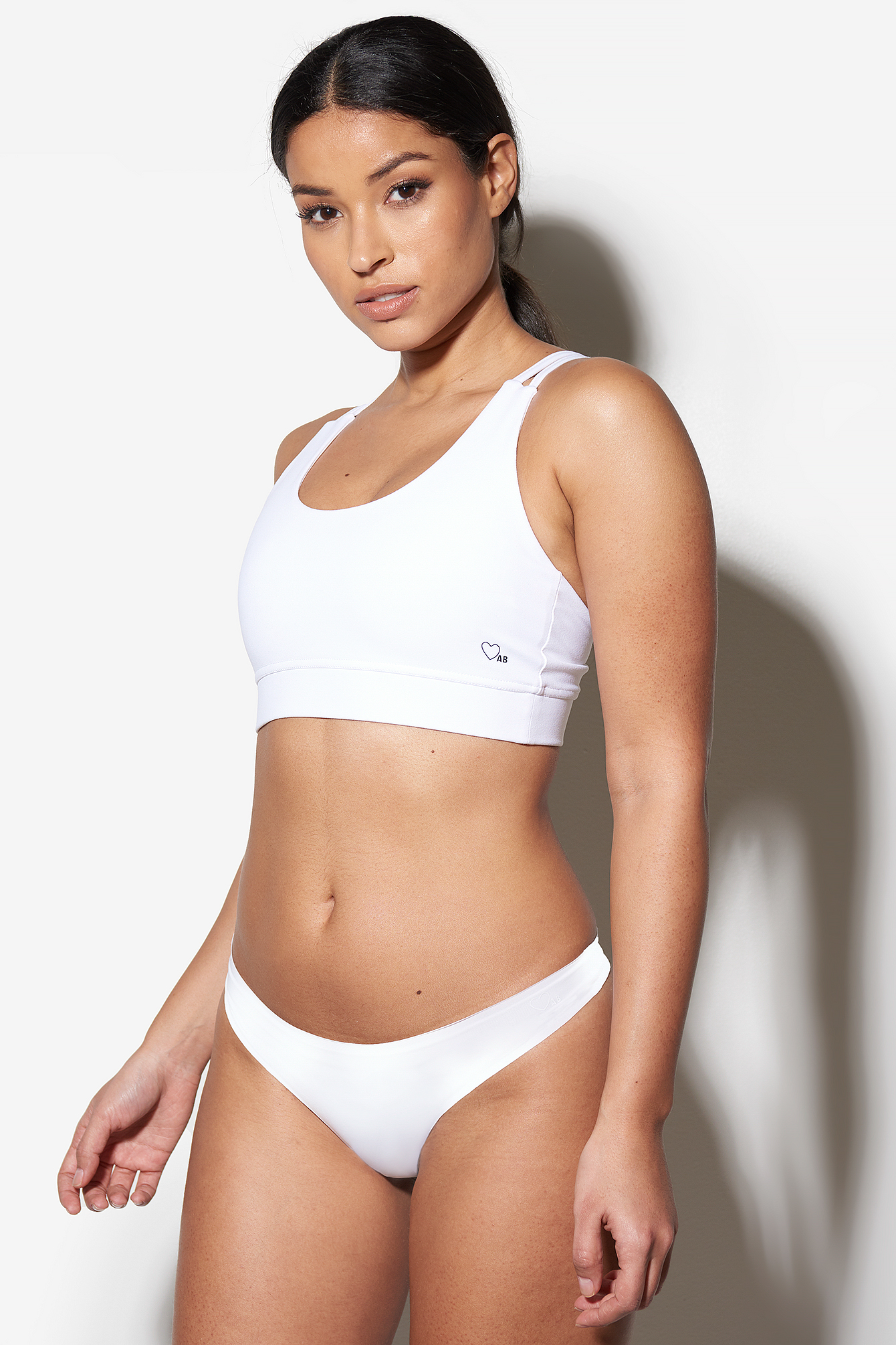 c02f81630b6 Toned By Ashy Bines The Invisible G-String 3-Pack - White | ModeSens