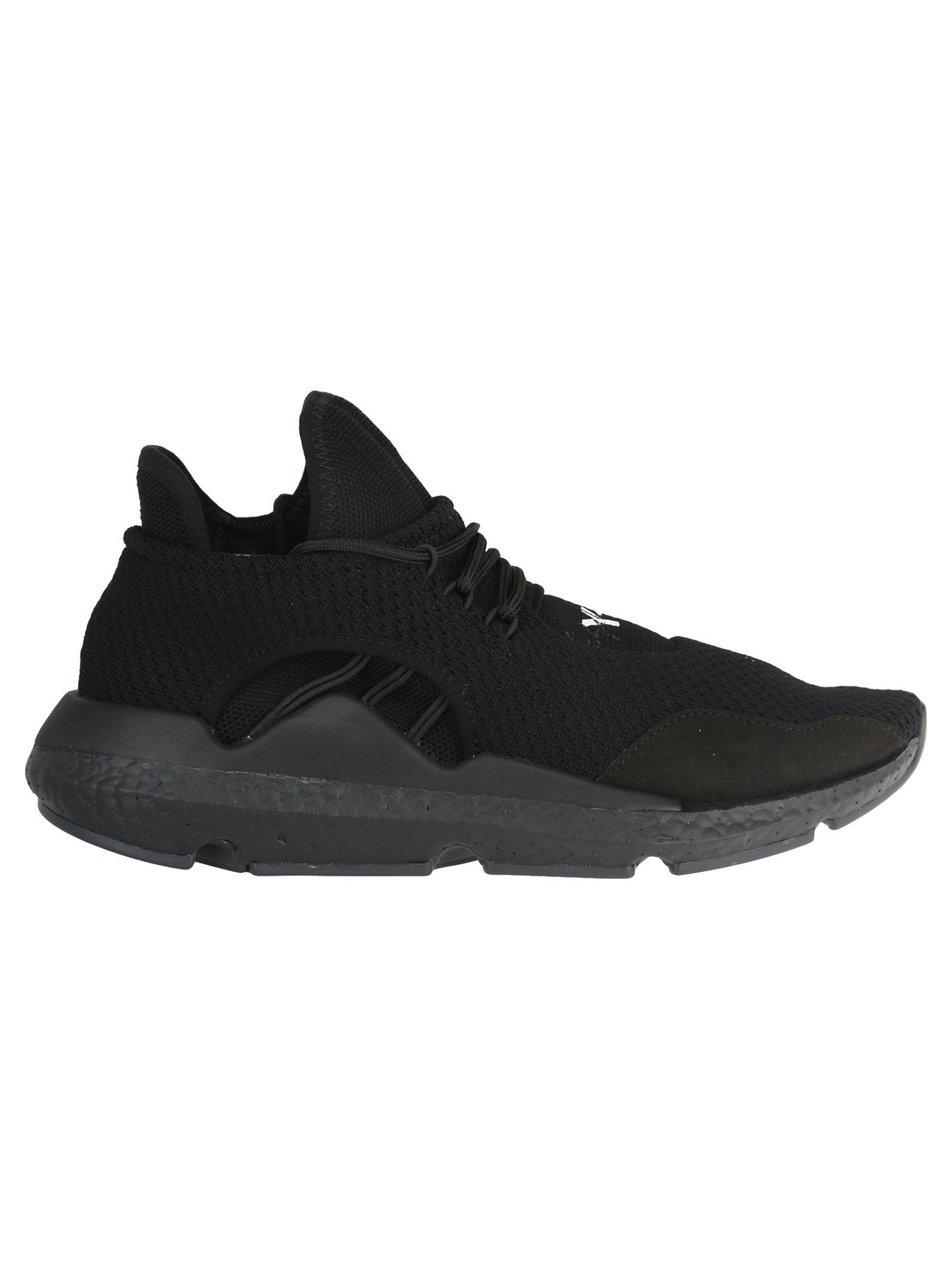 the latest 07132 b031e Y-3 Adidas Y3 Saikou In Black