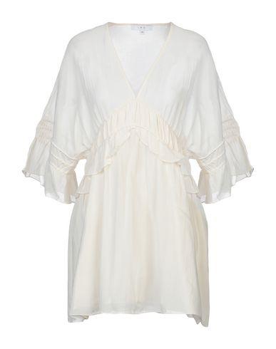 Iro Short Dress In Ivory