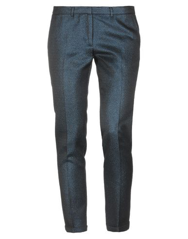 Monocrom Casual Pants In Dark Blue