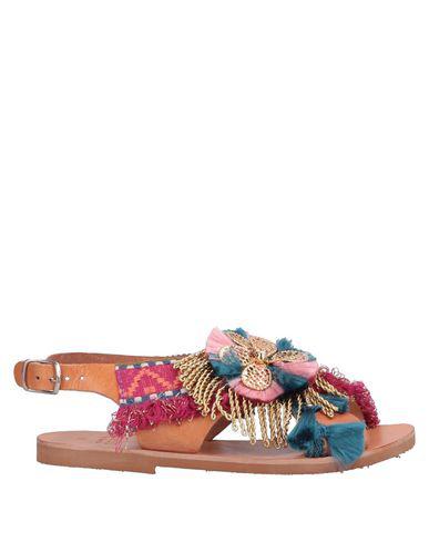Mabu By Maria Bk Sandals In Garnet
