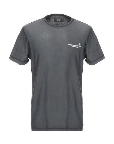 Htc T-shirt In Steel Grey