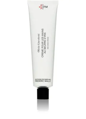 Frederic Malle Iris Hand Cream 2.5 Oz. In No-Color